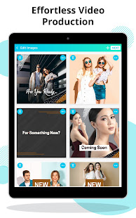 Marketing Video Maker, Promo Video Slideshow Maker screenshots 14