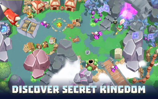 Summon Revolt: Magic Battle apkpoly screenshots 4