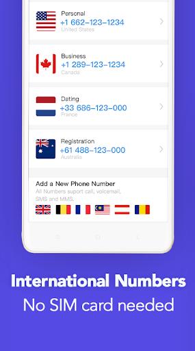TalkU Free Calls +Free Texting +International Call  Screenshots 4