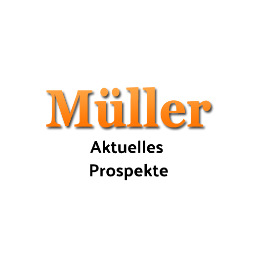 Müller  Aktuelle Prospekt