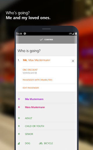 u00d6BB u2013 Train Tickets & More apktram screenshots 6