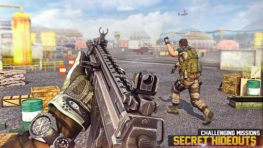 FPS Encounter Shooting: New Shooting Games 2021  Screenshots 6