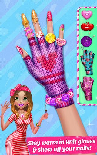 candy nail art - sweet fashion screenshot 3