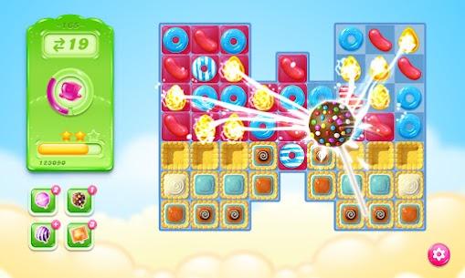 Candy Crush Jelly Saga Mod Apk 2.72.10 (Many Lives) 8