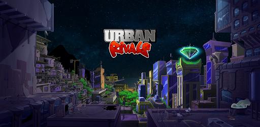 Screenshot of Urban Rivals Street Card Battler