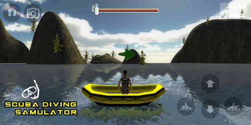 Scuba Dive Game - Underwater hunting game Apk 1.11 screenshots 1