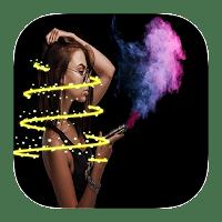 Smoke Effect  Photo Editor 2020