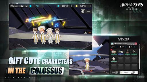 Alchemy Stars: Aurora Blast Apkfinish screenshots 6