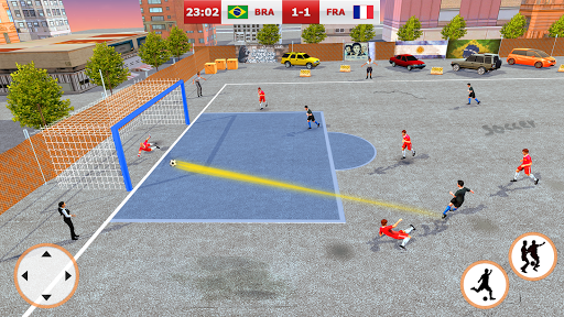 Futsal Championship 2021 - Street Soccer League  screenshots 2