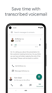 Google Voice APK 2021 Latest Version** 4