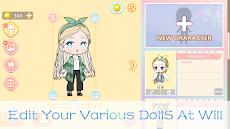 YOYO Doll - dress up gamesのおすすめ画像3