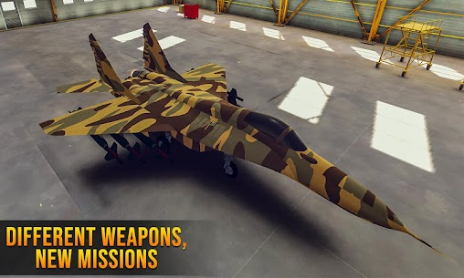 Fighter Jet Air Strike – New 2020, with VR Apk Download NEW 2021 3