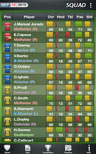 Football Director 17 - Soccer Screenshot
