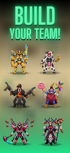 Dunidle: Pixel RPG Idle 8 Bit 2D AFK Dungeon Games Mod Apk 6.2 (A Large Number of Currencies) 4
