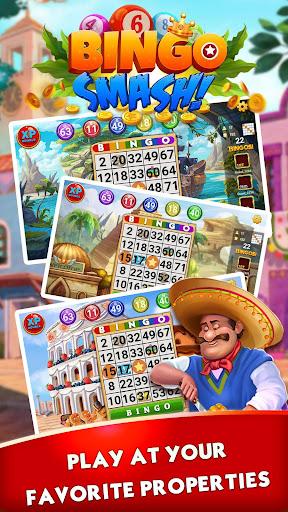 Bingo Smash - Lucky Bingo Travel filehippodl screenshot 1