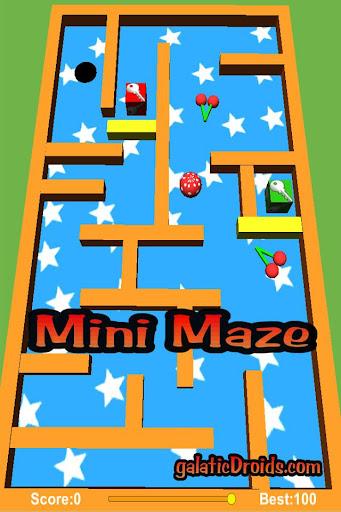 Mini Maze screenshots apkspray 5
