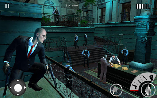 Secret Agent Spy Game: Hotel Assassination Mission apkpoly screenshots 8