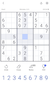 Sudoku – Sudoku puzzle, Brain game, Number game 4