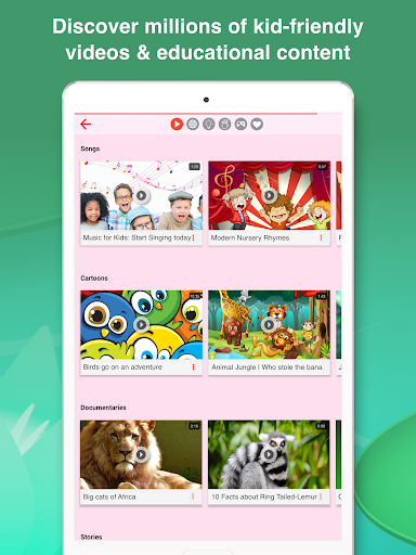 KinderMate Kids Videos 2.2.51 Screenshots 12