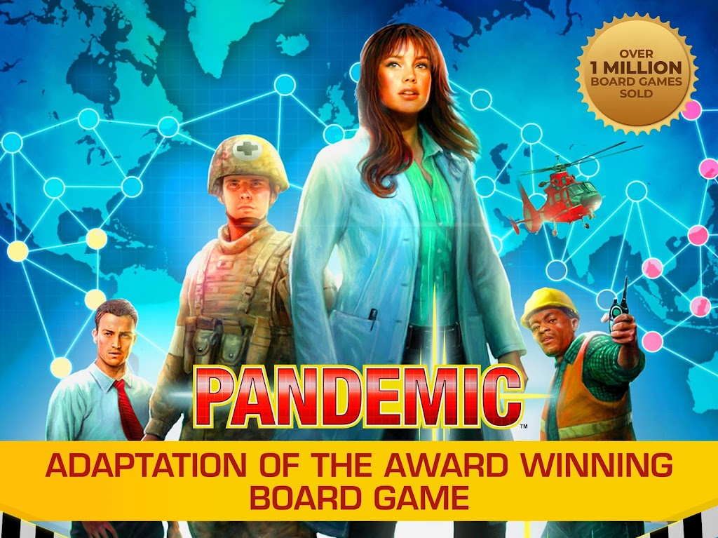 Pandemic: The Board Game  poster 6