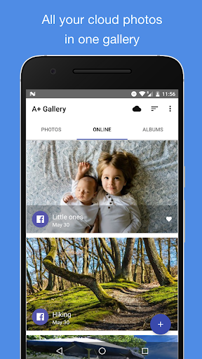 A+ Gallery - Photos & Videos 2.2.50.3 Screenshots 2