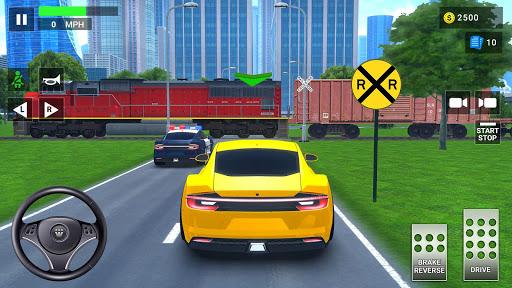 Driving Academy 2: Car Games & Driving School 2020 modiapk screenshots 1