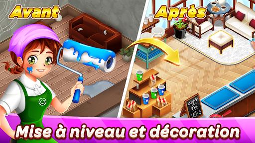 Télécharger Gratuit Cafe Panic : Jeux de cuisine APK MOD (Astuce) screenshots 3