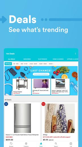 Flipp - Weekly Shopping modavailable screenshots 14
