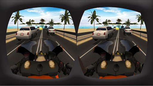 VR Bike Racing Game - vr bike ride 1.3.5 screenshots 15