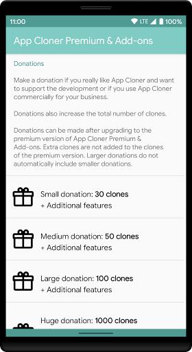 App Cloner Premium & Add-ons 2.9.0 Screenshots 2