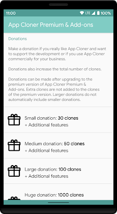App Cloner Premium & Add-onsのおすすめ画像2