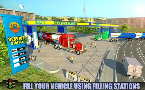 Oil Tanker Long Trailer For Pc (Free Download – Windows 10/8/7 And Mac) 2
