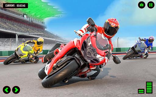 Superhero Speed Bike Racing: GT Mega Ramp Games 1.10 Screenshots 5