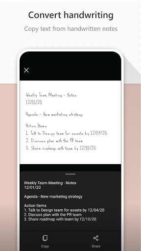Microsoft Lens - PDF Scanner android2mod screenshots 5