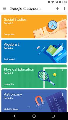 Google Classroomのおすすめ画像1