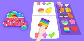Jugar a Fidget Trading 3D - Fidget Toys gratis en la PC, así es como funciona!