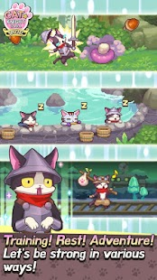 CAT KNIGHT SAGA SPECIAL Screenshot