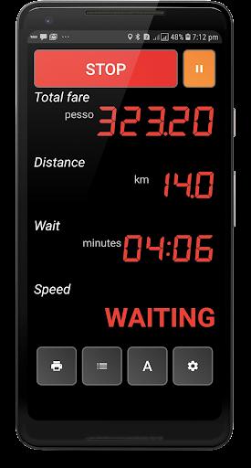 TAXImet - Taximeter  Screenshots 2