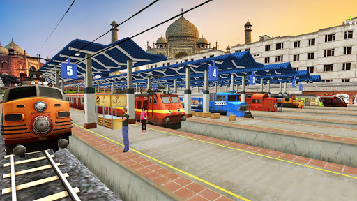 Indian Train Games 2019 Apkfinish screenshots 20