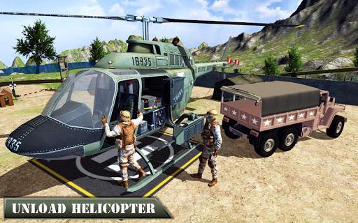 US Army Truck Sim Vehicles 1.1 screenshots 3