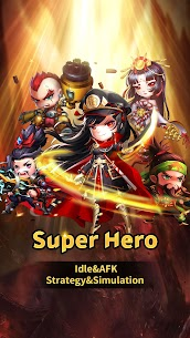 Hero Clash-Pocket War 2