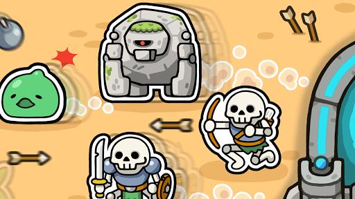 Smash Kingdom : Slingshot Action Defense  screenshots 3