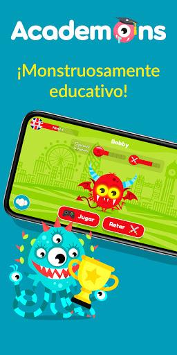 Academons - Primaria juegos educativos apkpoly screenshots 8