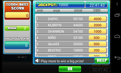 Magic Forest Slot Machine Game - Free Vegas Casino filehippodl screenshot 3