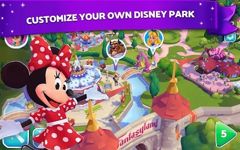 Disney Wonderful Worlds (MOD, Unlimited Money) For Android 3