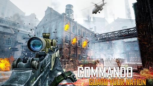FPS Shooting Games: Army Commander Secret Missions  screenshots 3