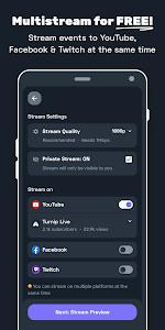 Turnip: Livestream, voice chat, gaming communities 3.3.1