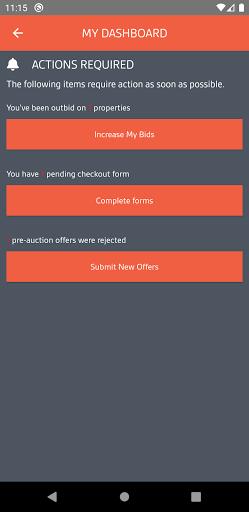 Xome Auctions apktram screenshots 3