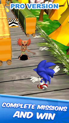 Pro Blue Hedgehog - Ultimate Adventureのおすすめ画像4