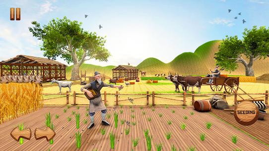 Real Farming Tractor Farm Simulator  Tractor Games Apk 5
